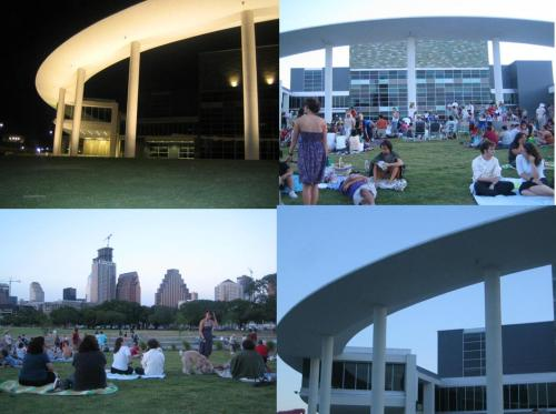 "You'll be singing ""Those Summer Nights"" after relaxing to the music of the Austin Symphony in the park on Sunday evenings!"