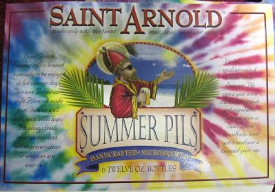 Saint Arnold Summer Pils