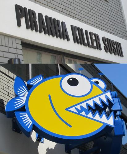 Piranha Killer Sushi Open
